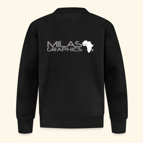 Milas Graphics Africa - Veste zippée Unisexe
