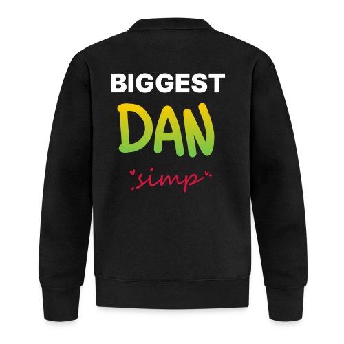 We all simp for Dan - Baseballjakke
