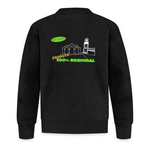 Dark City Gates - Baseball Jacket