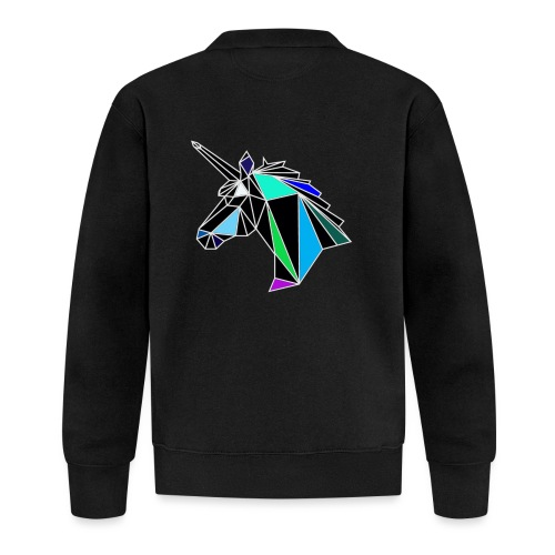 unicorno - Felpa da baseball