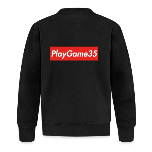 PlayGame35 - Felpa da baseball