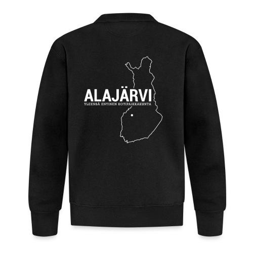 Kotiseutupaita - Alajärvi - Baseball-takki