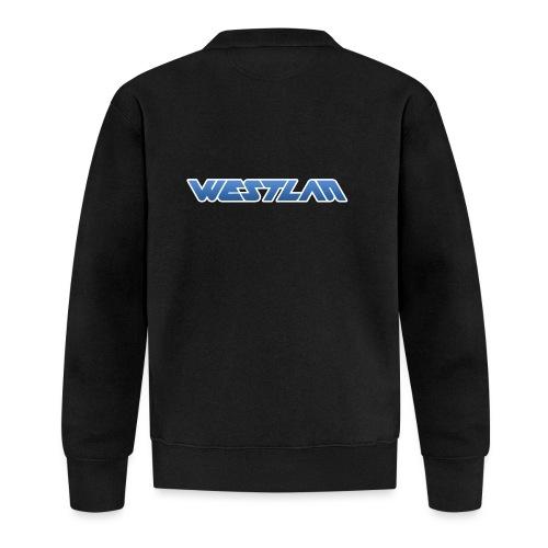 WestLAN Logo - Baseball Jacket