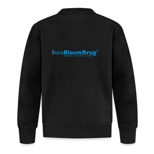 bbb_logo2015 - Unisex Baseball Jacket