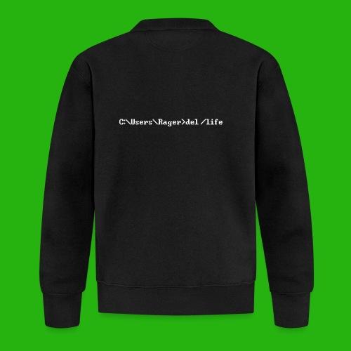 Programming Get A Life - Unisex Baseball Jacket