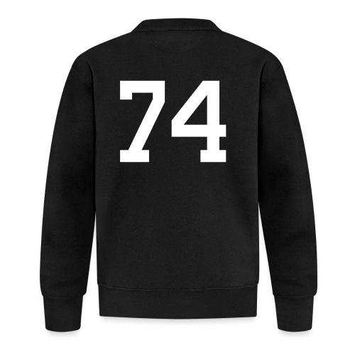 74 SPITZER Julian - Baseball Jacke