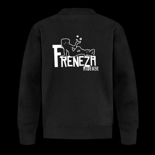 Freneza rideuse - Veste zippée