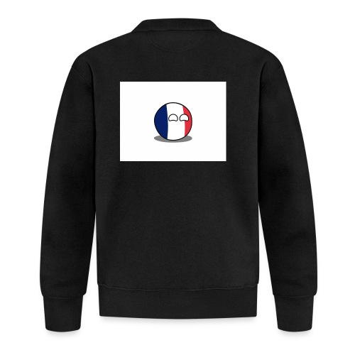 France Simple - Veste zippée Unisexe