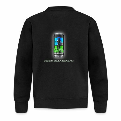 Nafta Energy Drink - Felpa da baseball unisex