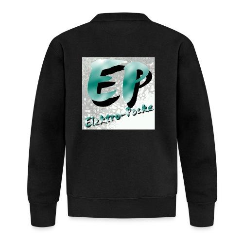 Elektro-Pocke T-Shirt Premium - Baseball Jacke