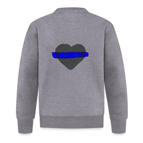 serduszko blu - Kurtka bejsbolowa