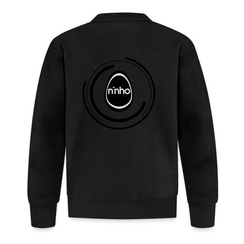 ninho-circle - Felpa da baseball unisex