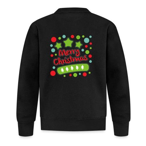 Merry Christmas - Unisex Baseball Jacket
