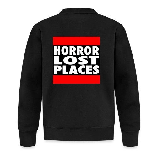 Horror Lost Places - Baseball Jacke