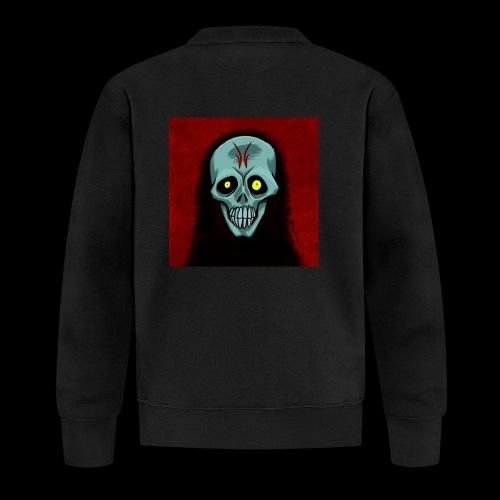 Ghost skull - Unisex Baseball Jacket