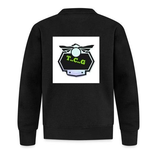 Cool gamer logo - Baseball Jacket
