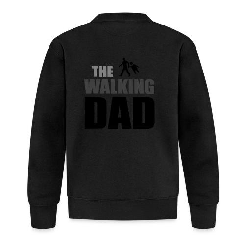 the walking dad auf dem Weg in die lustige Bar - Baseball Jacke