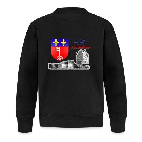 49 Angers - Veste zippée Unisexe