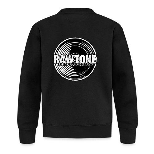 Rawtone Records - full logo - Unisex Baseball Jacket