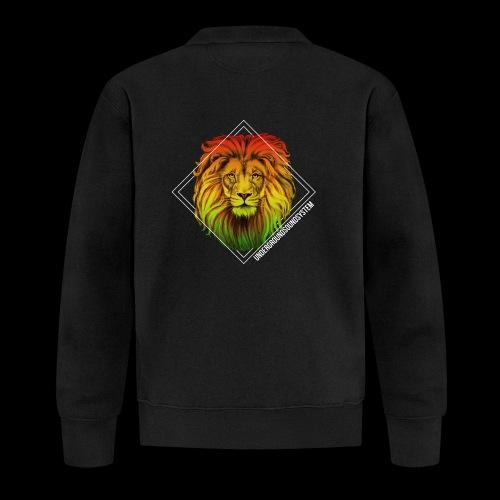 LION HEAD - UNDERGROUNDSOUNDSYSTEM - Unisex Baseball Jacke