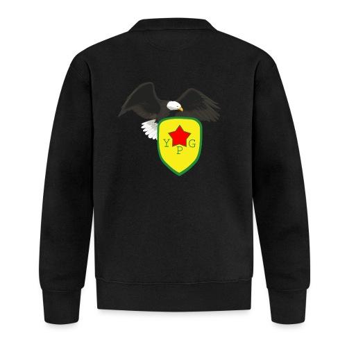 Mens Support YPG Hoodie - Unisex baseball-takki