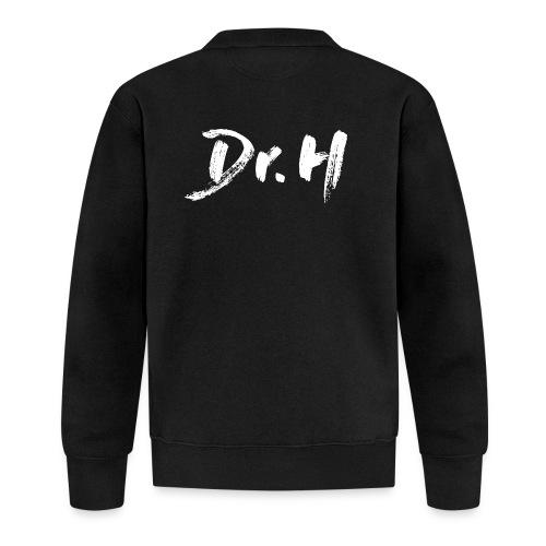 Sweat-Shirt Dr. H classique - Veste zippée