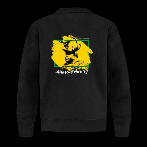 MARCUS GARVEY by Reggae-Clothing.com - Baseball Jacke