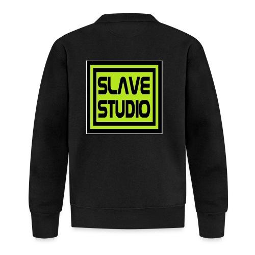 Slave Studio logo - Felpa da baseball unisex
