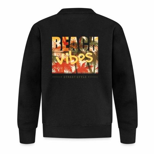 beach vibes street style - Baseball Jacke