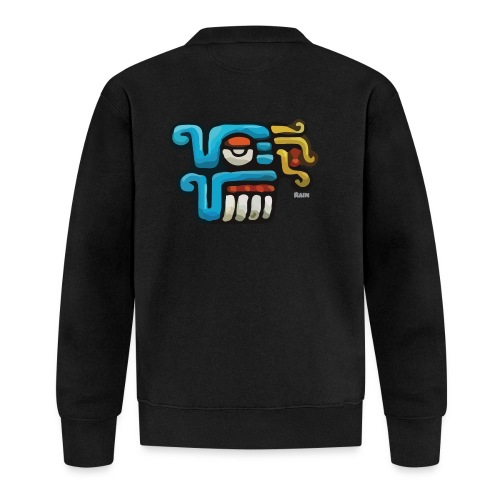 Aztec Icon Rain - Baseball Jacket