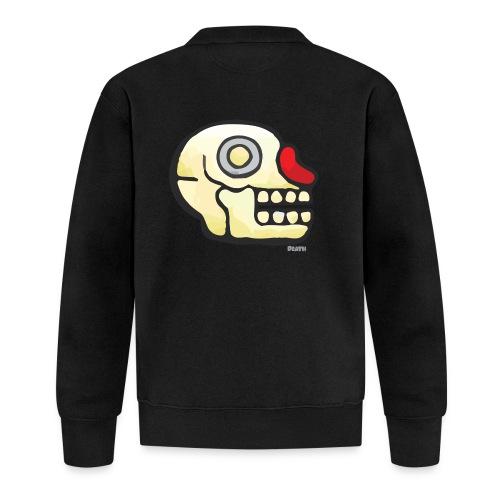 Aztec Icon Death - Baseball Jacket