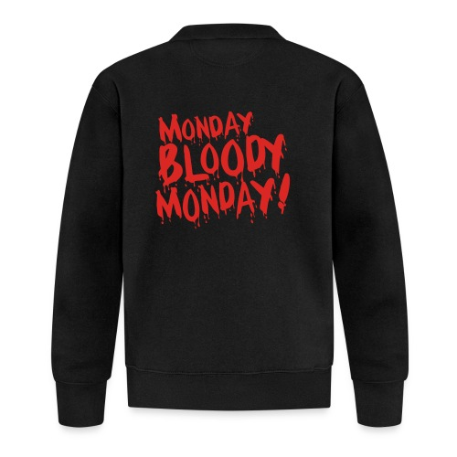 Monday Bloody Monday! - Unisex  baseballjack