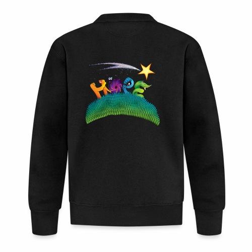 Hope - Baseball Jacket