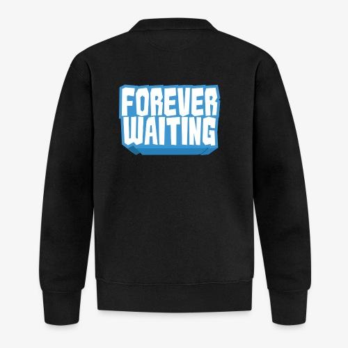 Forever Waiting - Baseball Jacket