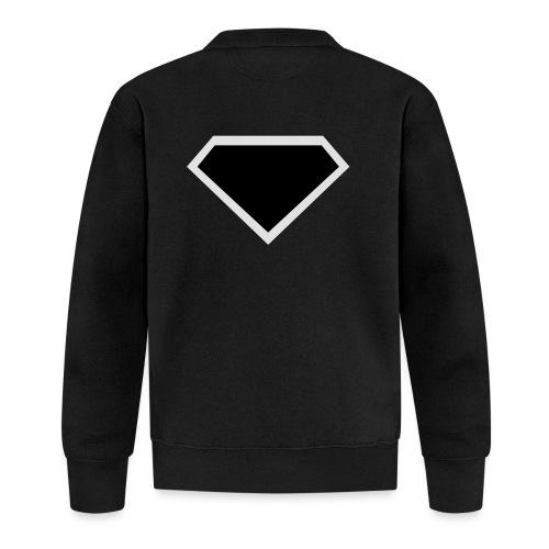 Diamond Black - Two colors customizable - Unisex  baseballjack