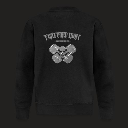 skull - Baseball Jacket