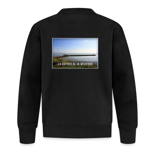 Rather be in Wexford - Baseball Jacket