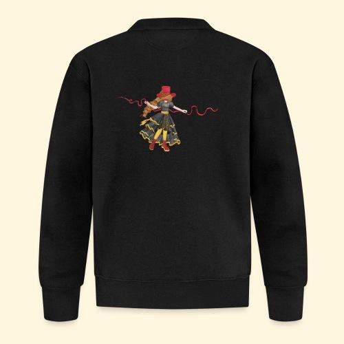 Ladybird - La célèbre uchronaute - Veste zippée Unisexe