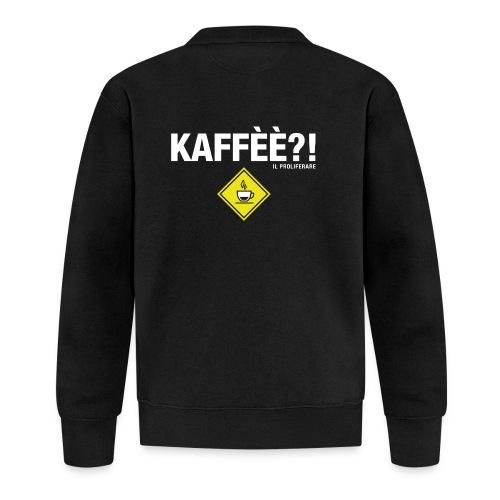 KAFFÈÈ?! by Il Proliferare - Felpa da baseball unisex