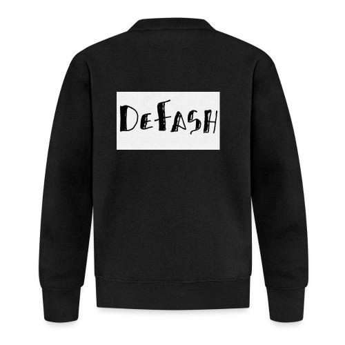 Defash1-png - Veste zippée