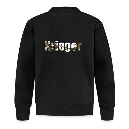 krieger - Baseball Jacke