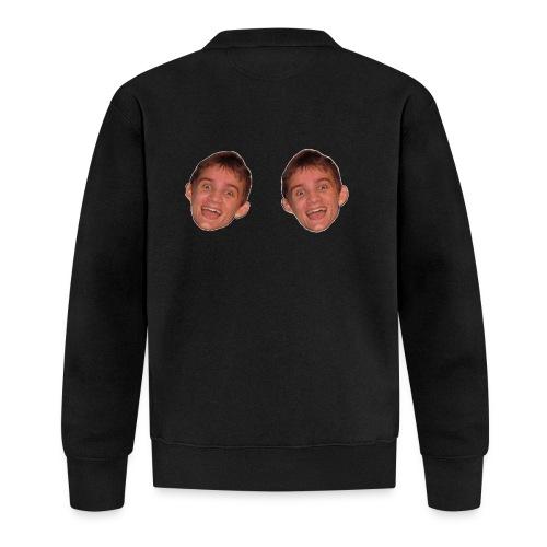 Worst underwear gif - Unisex Baseball Jacket
