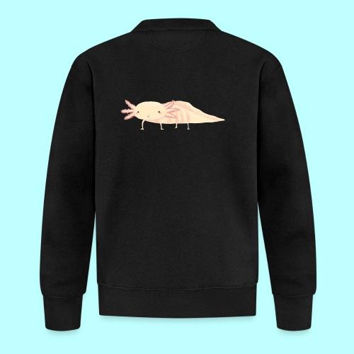 Axolotl - Baseball Jacke