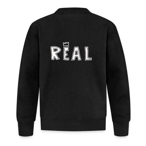 REAL (White) - Baseballjack