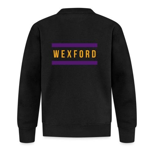 Wexford - Unisex Baseball Jacket