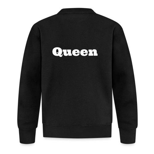 Snapback queen zwart/blauw - Baseballjack