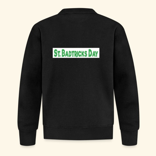 ST BADTRICKS DAY - Baseball Jacket