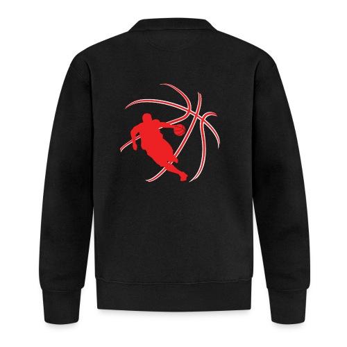 Basketball - Unisex Baseball Jacket