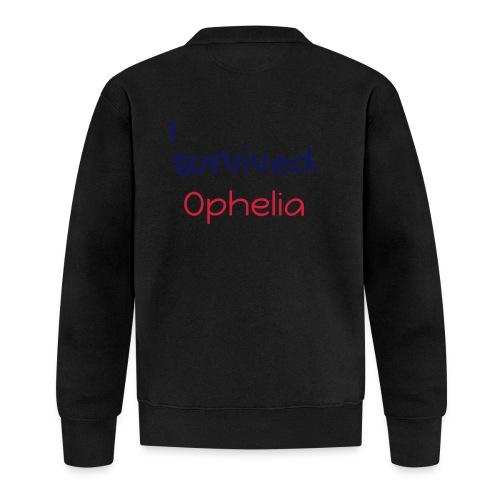 ISurvivedOphelia - Baseball Jacket