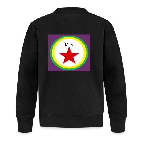 I'm a STAR! - Unisex Baseball Jacket